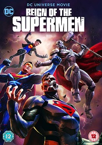 Reign Of The Supermen (2019) artwork