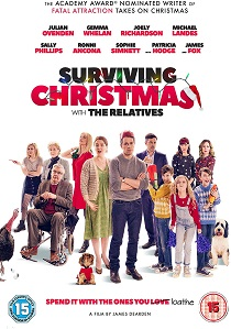 Surviving Christmas With The Relatives artwork