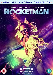 Rocketman (2019) artwork