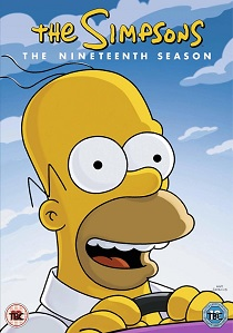 The Simpsons: Season 19 (2019) artwork