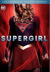 Supergirl S4 artwork