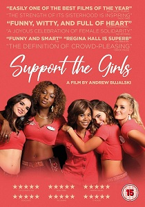Support The Girls (2018) artwork