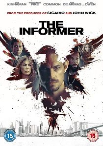 The Informer (2019) artwork