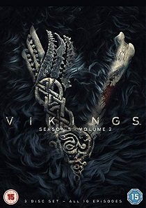 Vikings: Season 5 - Volume 2 (2019) artwork