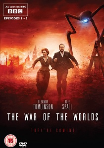The War of the Worlds (2019) artwork