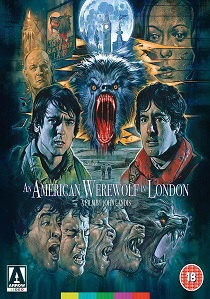 An American Werewolf in London (1981) artwork