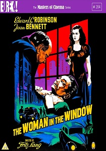 The Woman In The Window: Masters of Cinema (1944) artwork