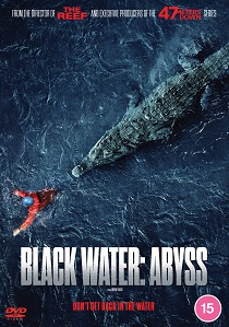 Black Water: Abyss artwork
