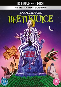 Beetlejuice (1988) artwork