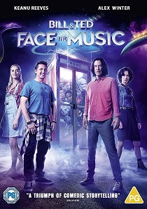 Bill & Ted Face The Music artwork