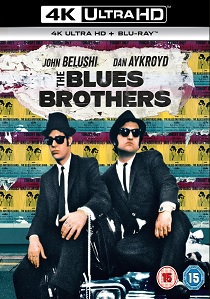 The Blues Brothers (1980) artwork