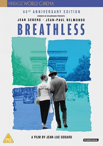 Breathless: 60th Anniversary Edition (1960) artwork