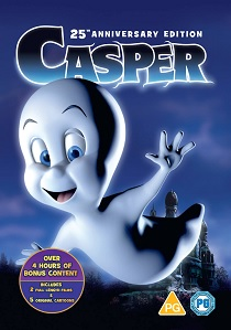 Casper: 25th Anniversary Edition (1995) artwork