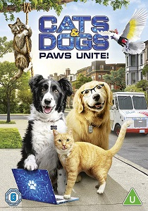 Cats & Dogs 3: Paws Unite! (2020) artwork