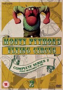 Monty Python's Flying Circus: Complete Series 2 (1969) artwork