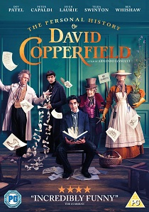 The Personal History of David Copperfield artwork