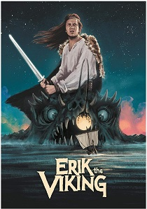 Erik the Viking: Special Edition (1989) artwork