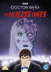 Doctor Who: The Faceless Ones (2019) artwork
