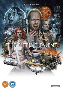 The Fifth Element (1997) artwork
