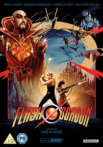 Flash Gordon: 40th Anniversary (1980) artwork