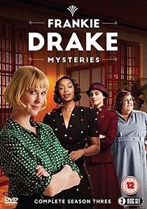 Frankie Drake Mysteries: Season 3 (2019) artwork