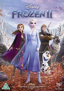 Frozen II artwork
