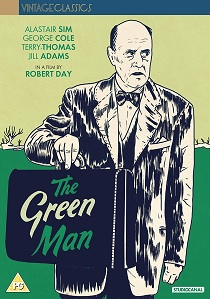 The Green Man (1956) artwork