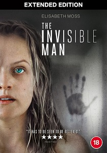 The Invisible Man artwork