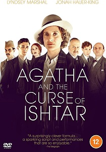 Agatha and the Curse of Ishtar artwork
