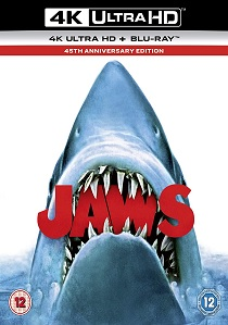 Jaws (1975) artwork