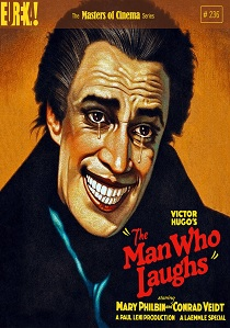 The Man Who Laughs: Masters of Cinema (1928) artwork