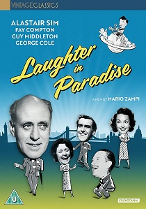 Laughter In Paradise (1951) artwork