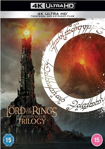 The Lord of the Rings Trilogy artwork