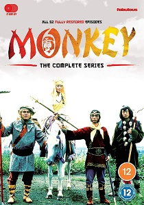 Monkey: The Complete Series (1978) artwork