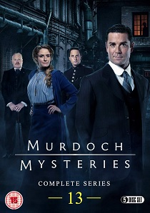 Murdoch Mysteries: Season 13 (2020) artwork