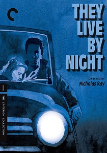 They Live By Night: Criterion Collection (1948) artwork