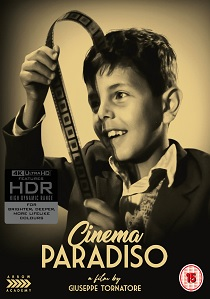 Cinema Paradiso (1988) artwork