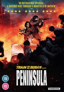 Train to Busan Presents: Peninsula artwork