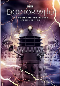 Doctor Who: The Power Of The Daleks (1966) artwork