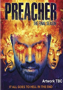 Preacher: The Final Season (2019) artwork