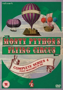 Monty Python's Flying Circus: Series 4 (1974) artwork