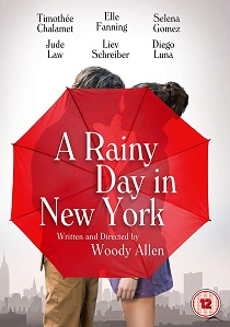 A Rainy Day in New York (2019) artwork