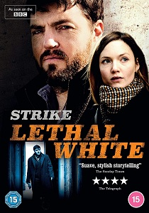 Strike: Lethal White artwork