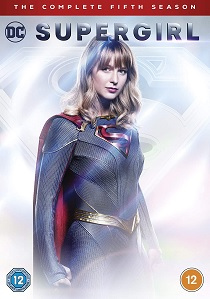 Supergirl S5 artwork