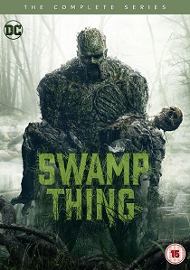 Swamp Thing (2019) artwork
