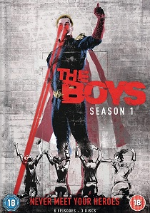 The Boys: Season 1 (2019) artwork