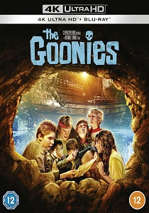 The Goonies (1985) artwork