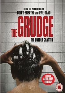 The Grudge artwork