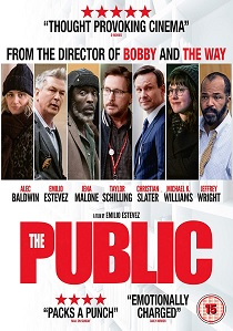 The Public (2018) artwork
