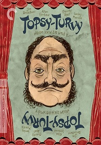 Topsy-Turvy: The Criterion Collection (1999) artwork